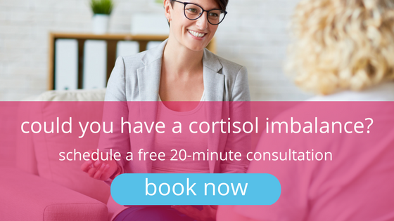 Cortisol Imbalance Free Consultation