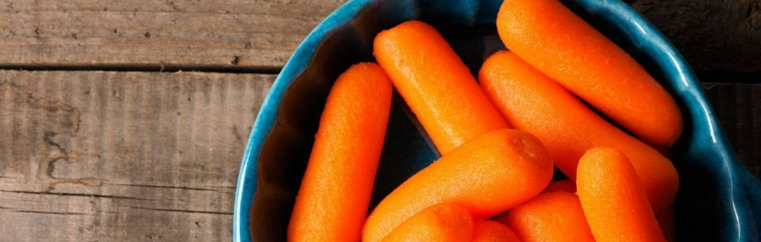 Are Mini Carrots Considered Clean Eating?
