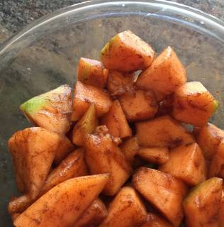 Simple Easy Cantaloupe Snack