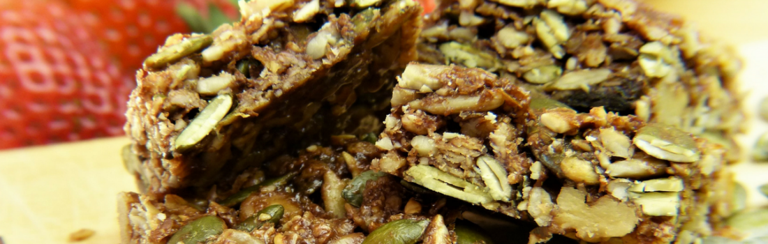 Yummy Clean Eating Breakfast Bars