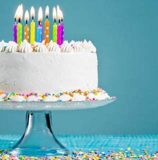 It's Your Birthday. Do You REALLY Want Cake?