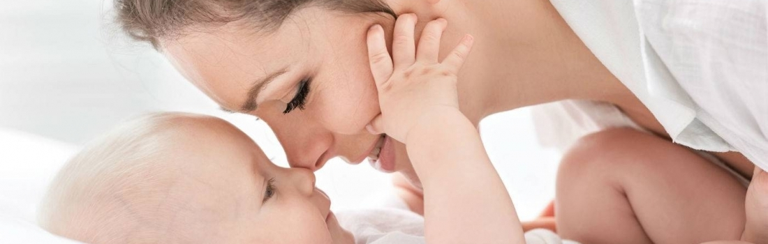 Hey New Moms! It's OK to Take Care of You