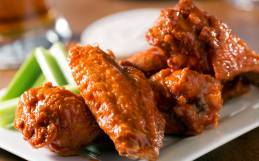 Paleo Buffalo Wings With Dairy-Free Ranch Dip