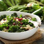 eat the season's veggies