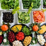 healthy lunch salads