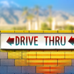 teens and drive thrus