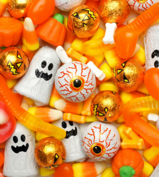 Sugar in October — It's Getting Scary Out There