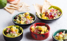 Patio Eats — Smarter Chips and Dips