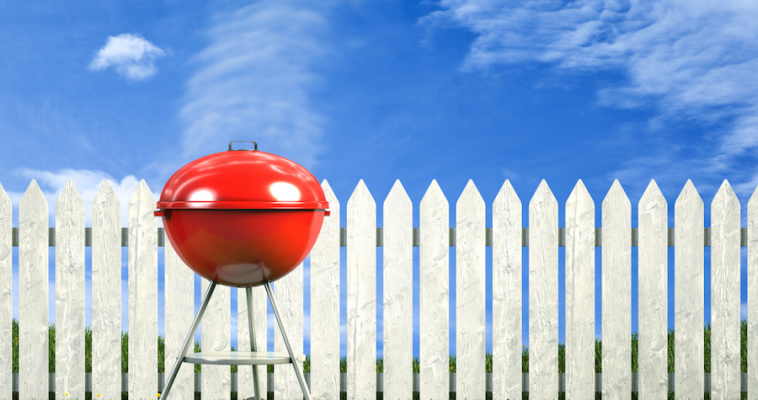 Neighborhood Cookout — Two Menus