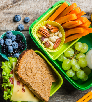 An Ode to Packing Lunches