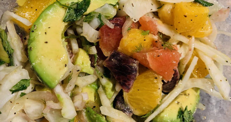 Healthy Spring Recipes — Part 1