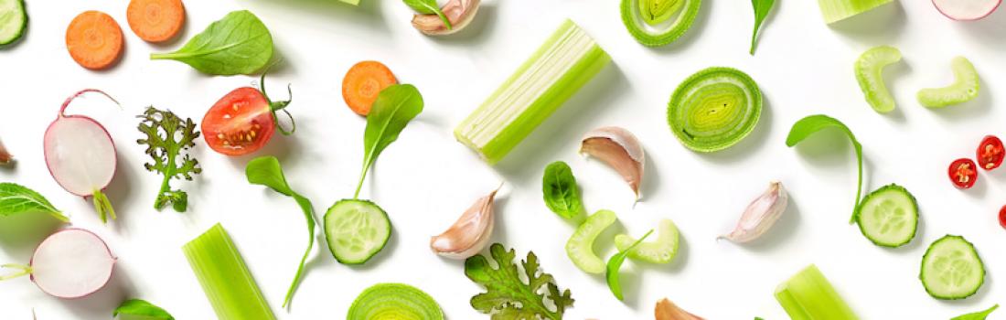 Super Simple Spring Salads