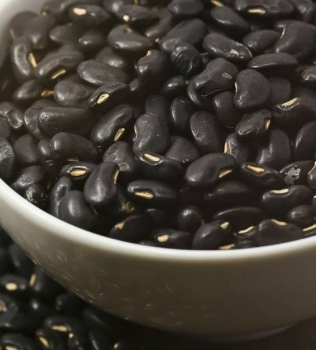 From-Scratch (& Super-Easy) Black Beans