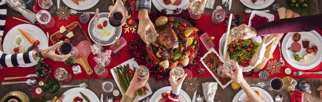 Power Through the Holidays with These Mindful Eating Tips