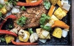 Easy Sheet-Pan Dinner Ideas