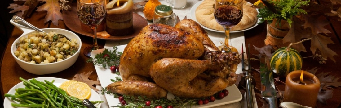 How to Eat Healthy on Thanksgiving